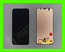 Дисплей модуль Samsung SM А307 OLED А30s Black 2019