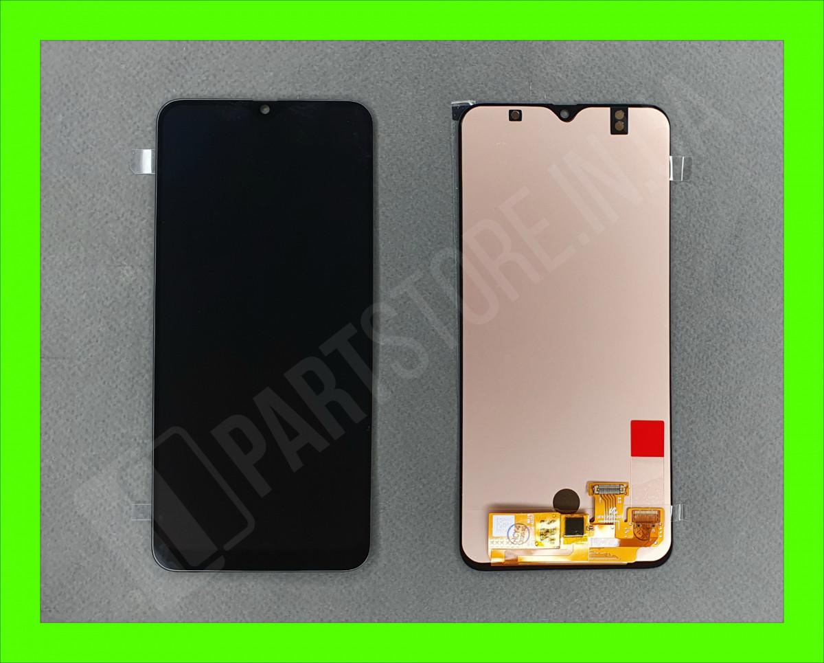 Дисплей модуль Samsung SM A505 OLED A50 Black 2019