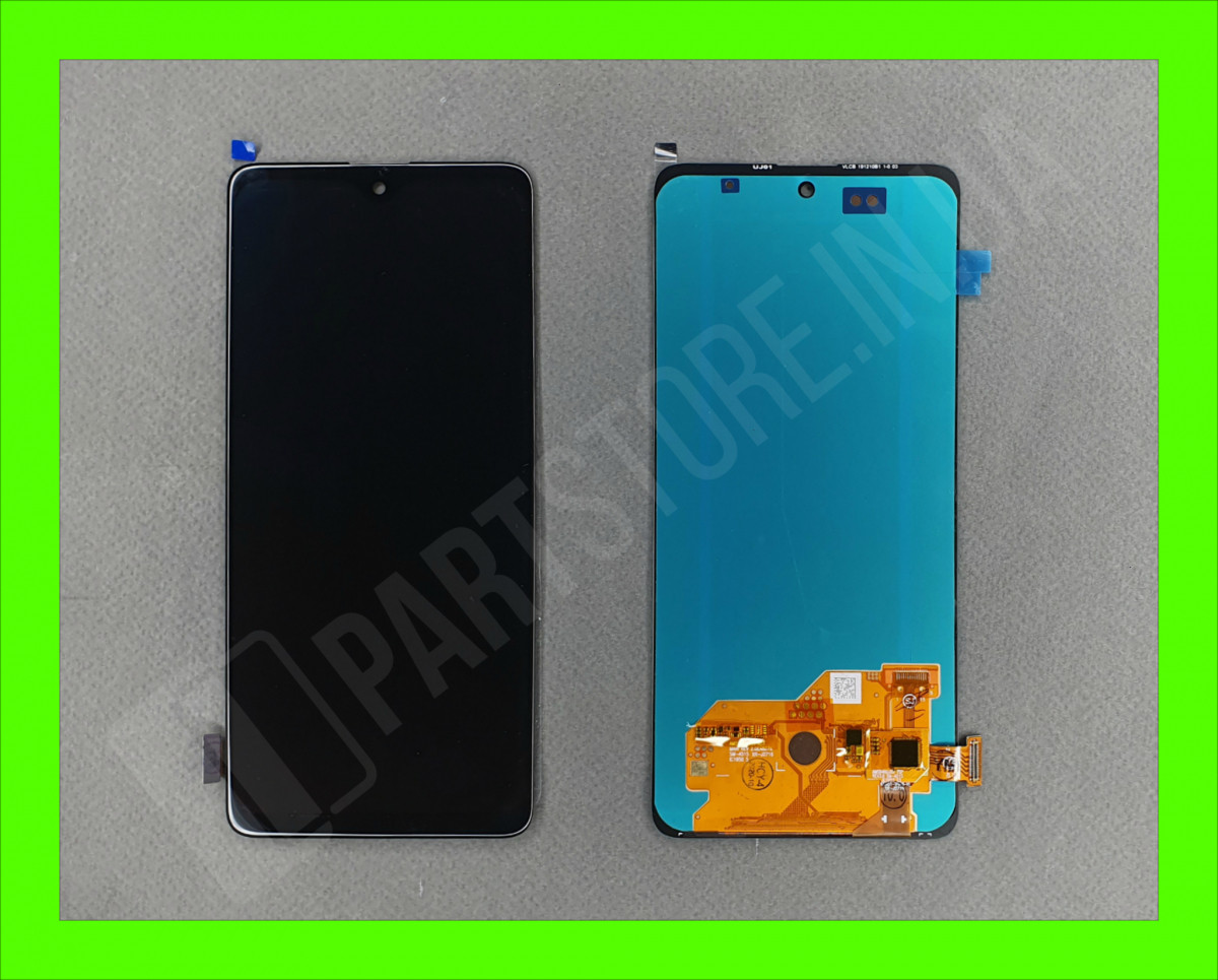 Дисплей модуль Samsung SM А515 OLED А51 Black 2020