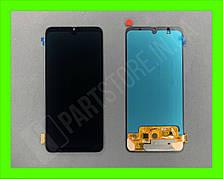 Дисплей модуль Samsung SM А705 OLED А70 Black 2019