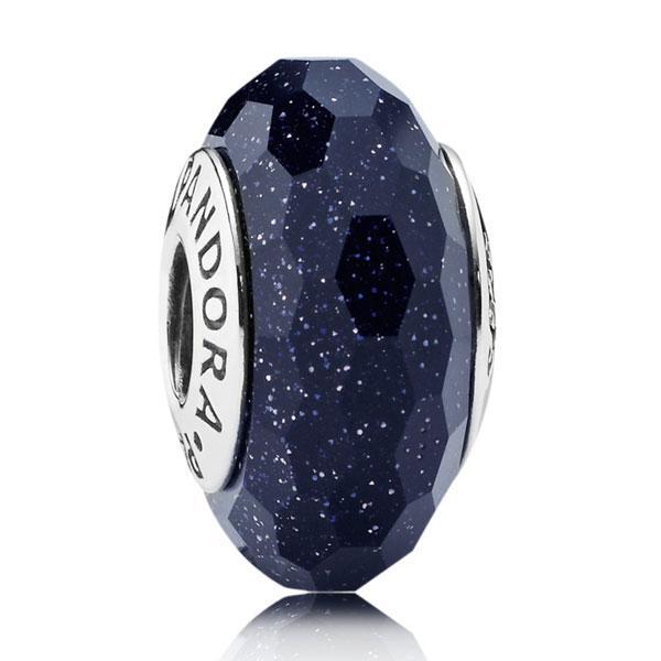 Пандора Шарм ночное небо мурано Pandora 791628