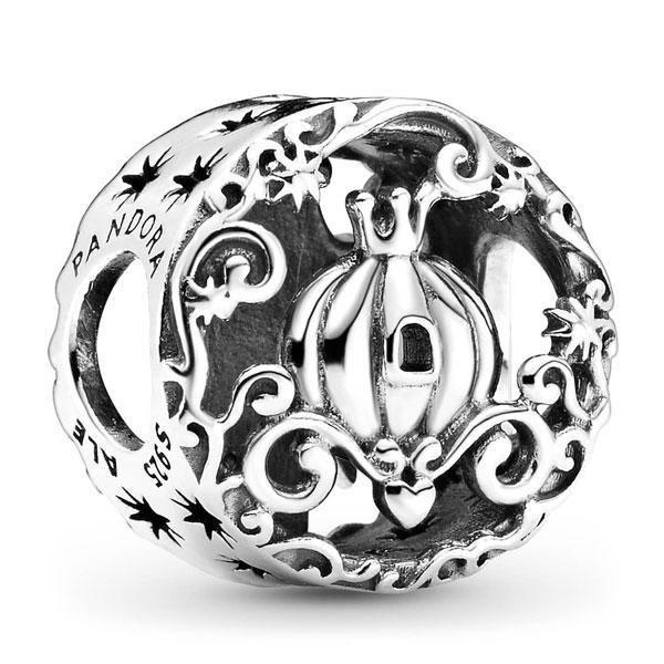 Пандора Шарм Полуночная тыква Pandora 799197C00