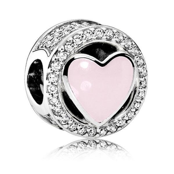 Пандора Шарм Прекрасная любовь Pandora 792034CZ