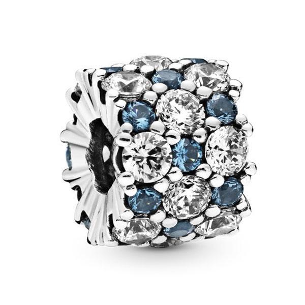 Пандора Шарм Синий кристалл  Pandora 798487C02