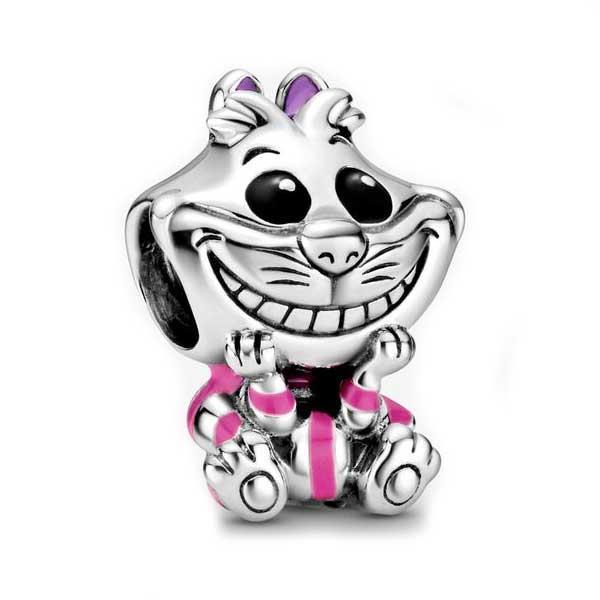 Пандора Шарм Чеширский Кот из Алиса в стране чудес Disney Pandora 798850C01