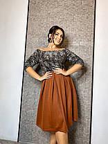 Сукня коктейльне в кольорах 04ат41378, фото 2