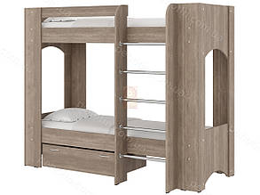 Двухъярусная кровать Дуэт -2 (Пехотин)