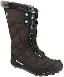 Жіночі чобітки Columbia Youth Minx Mid (BY1313 010) чорні