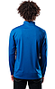 Спортивная кофта Ultra Game NBA Men's Quarter-Zip Pullover - Blue (XXL), фото 2