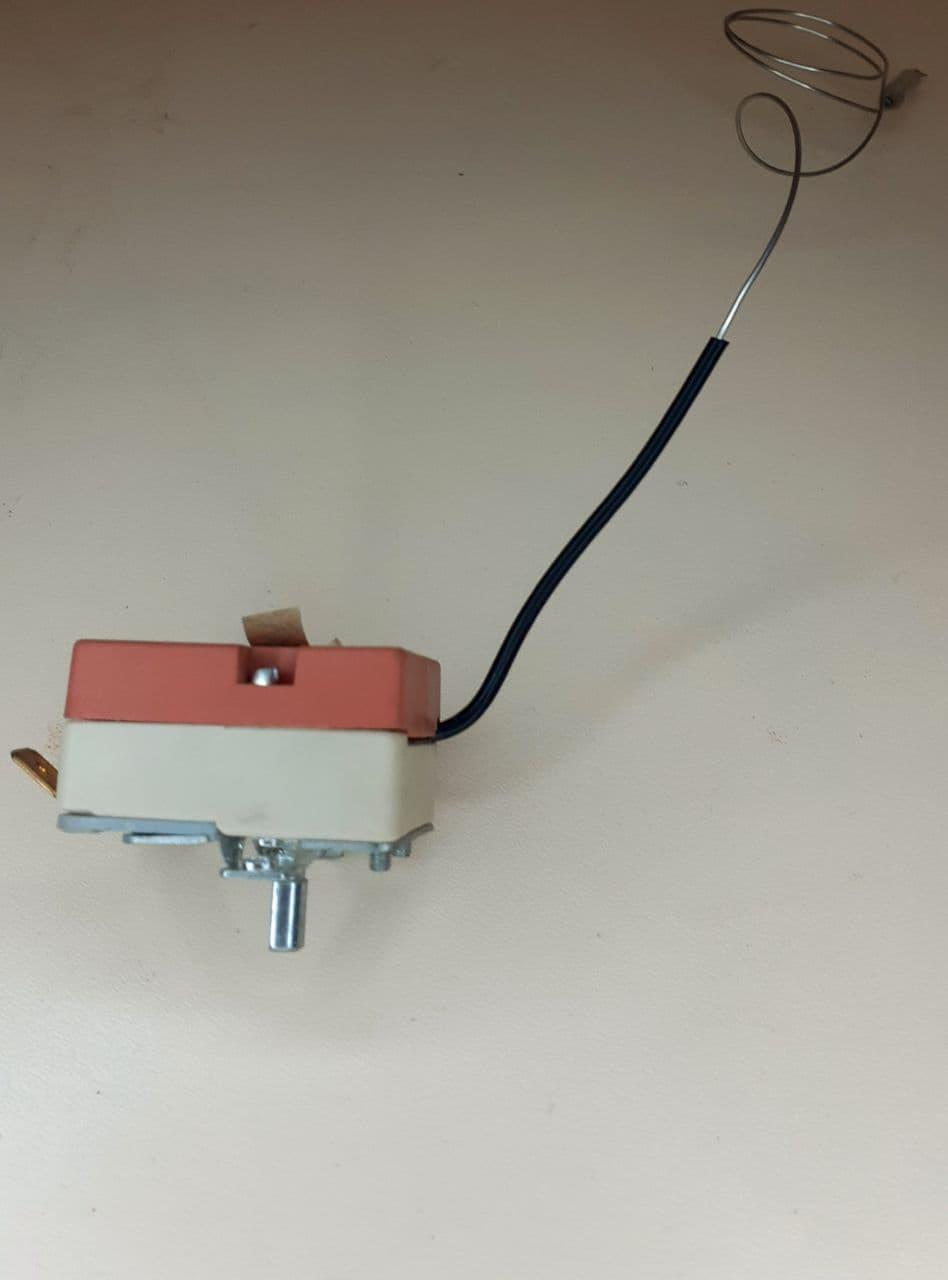 Капиллярный термостат WK-R11 16А , 250В / 10А 400В б.у.
