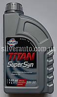 Моторне масло FUCHS TITAN SUPERSYN 5W-50 1л, фото 1