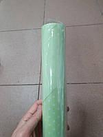 Папір двосторонній в горошок 70*10м. 2520-8