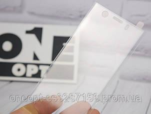 Защитное стекло 3D Sony Xperia XZ2 8266