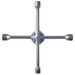 Ключ-хрест балонний MTX Professional посилений товщ.16мм 17*19*21*22мм 142449
