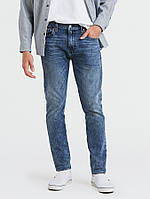 Джинсы Levis 512 Slim Taper Fit Dewdrops Warp Stretch