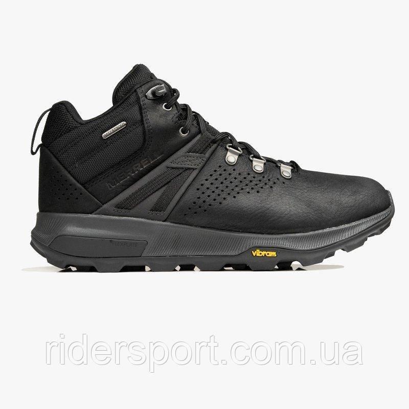 Мужские ботинки Merrell Zion Peak Mid Waterproof