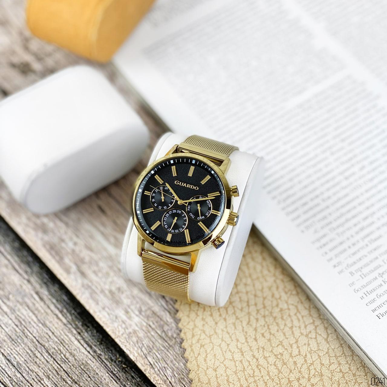 Часы Guardo 012077  кварцевые