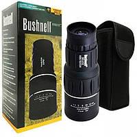Монокуляр BUSHNELL 16x52 PowerView с двойной фокусировкой + чехол (монокль, Бушнел)