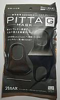 Маска Питта PITTA многоразовая оригинал ORIGINAL 3 шт. в упаковке