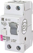 Дифференциальные реле EFI УЗО (Icu-10kA)