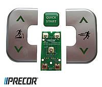 Комплект кнопок управления Precor D-PAD (ремкомплект в сборе), фото 1
