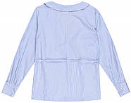 Блуза HM 32 бело-голубой в полоску 6392037RP3, фото 2
