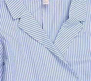 Блуза HM 32 бело-голубой в полоску 6392037RP3, фото 3