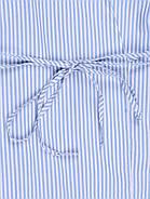 Блуза HM 32 бело-голубой в полоску 6392037RP3, фото 5