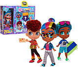 Набор-сюрприз Hairdorables мальчик и девочка Willow | Набор 2 куклы He and She Хэрдораблс, фото 2