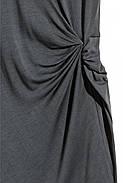 Платье HM S темно-серый 5332965RP3, фото 3
