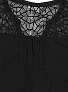 Блуза для беременных HM М черный 1717177RP2, фото 5