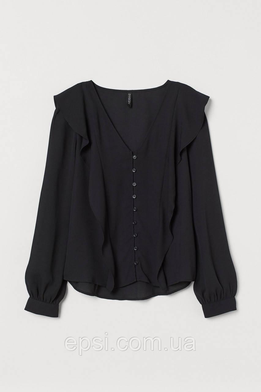 Блуза HM 38 черный 7593910RP5