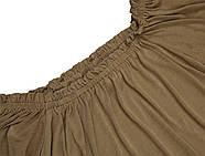 Платье HM S хаки 12-3335577, фото 3