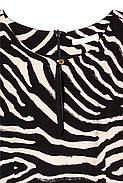Платье HM 32 черно-бежевый 4979485RP5, фото 3