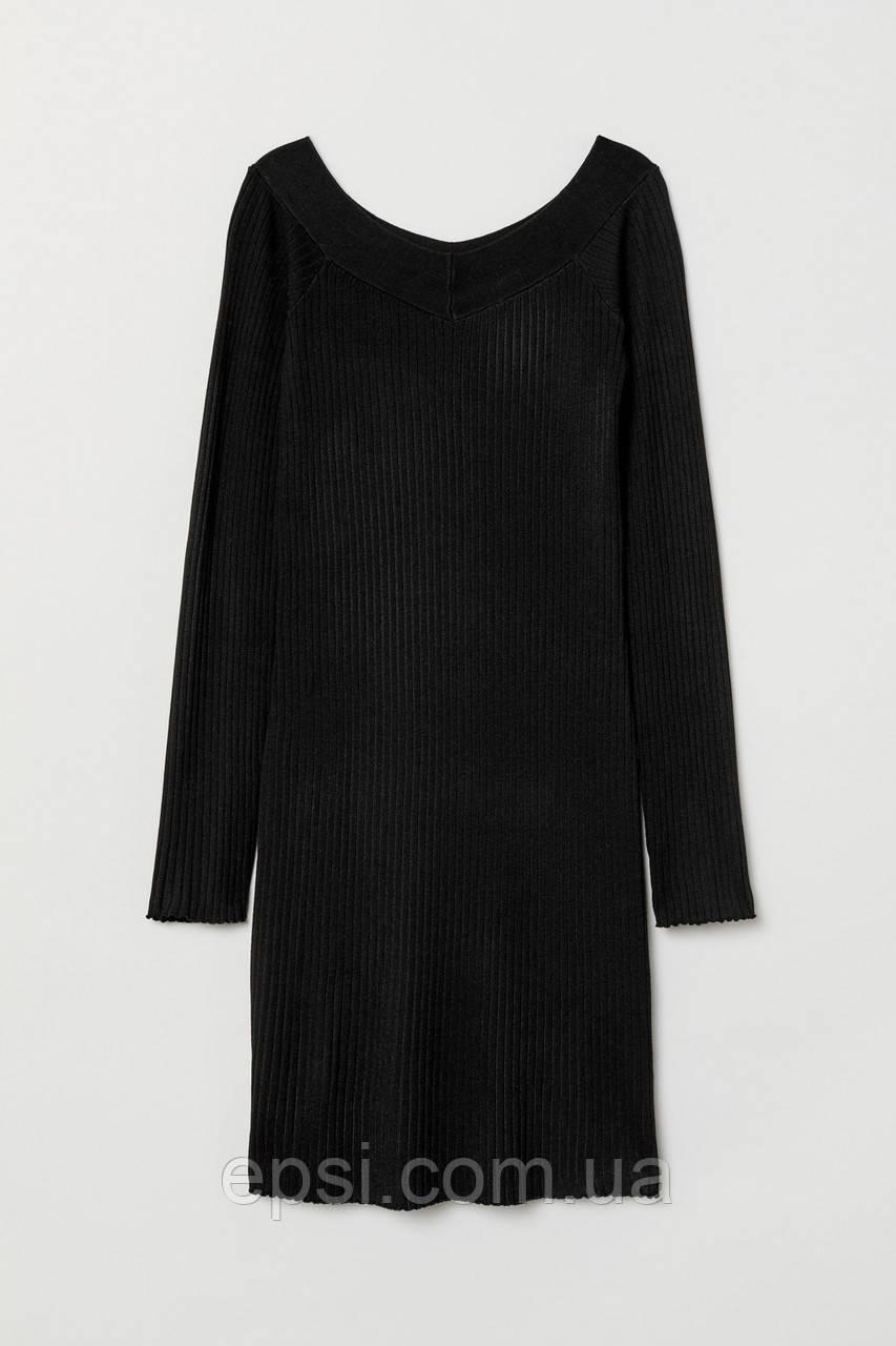 Платье HM XS черный 6884748RP5