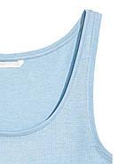 Майка HM L голубой меланж 3553074RP2, фото 3