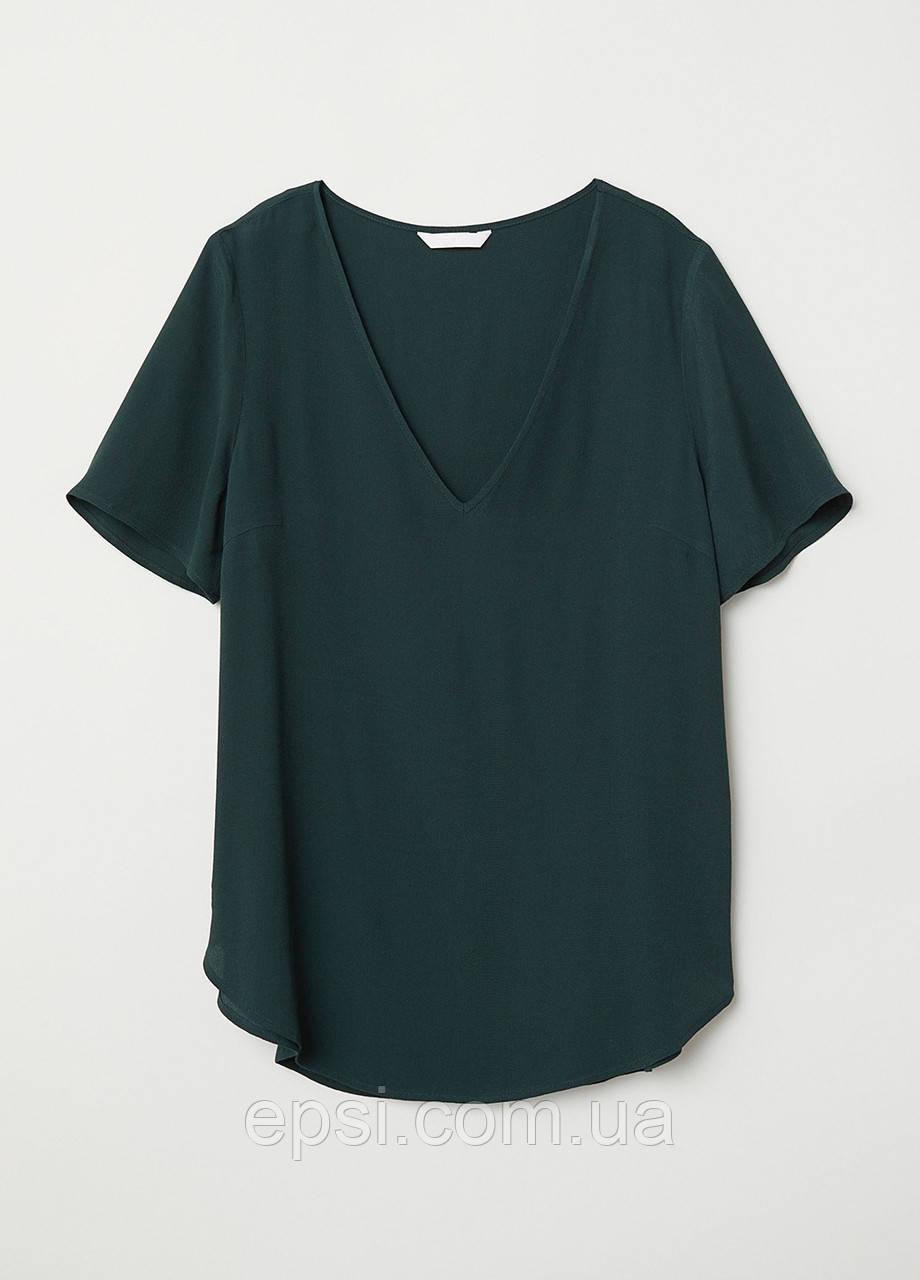 Блуза HM 32 изумрудно-зеленый PS6268138RP4