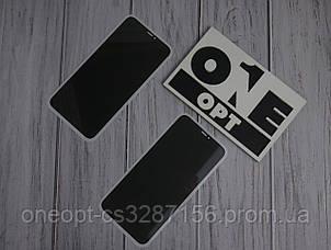 Защитное стекло 3D Strong антишпион iPhone 7/8 Black