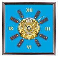 Часы с гербом Казахстана