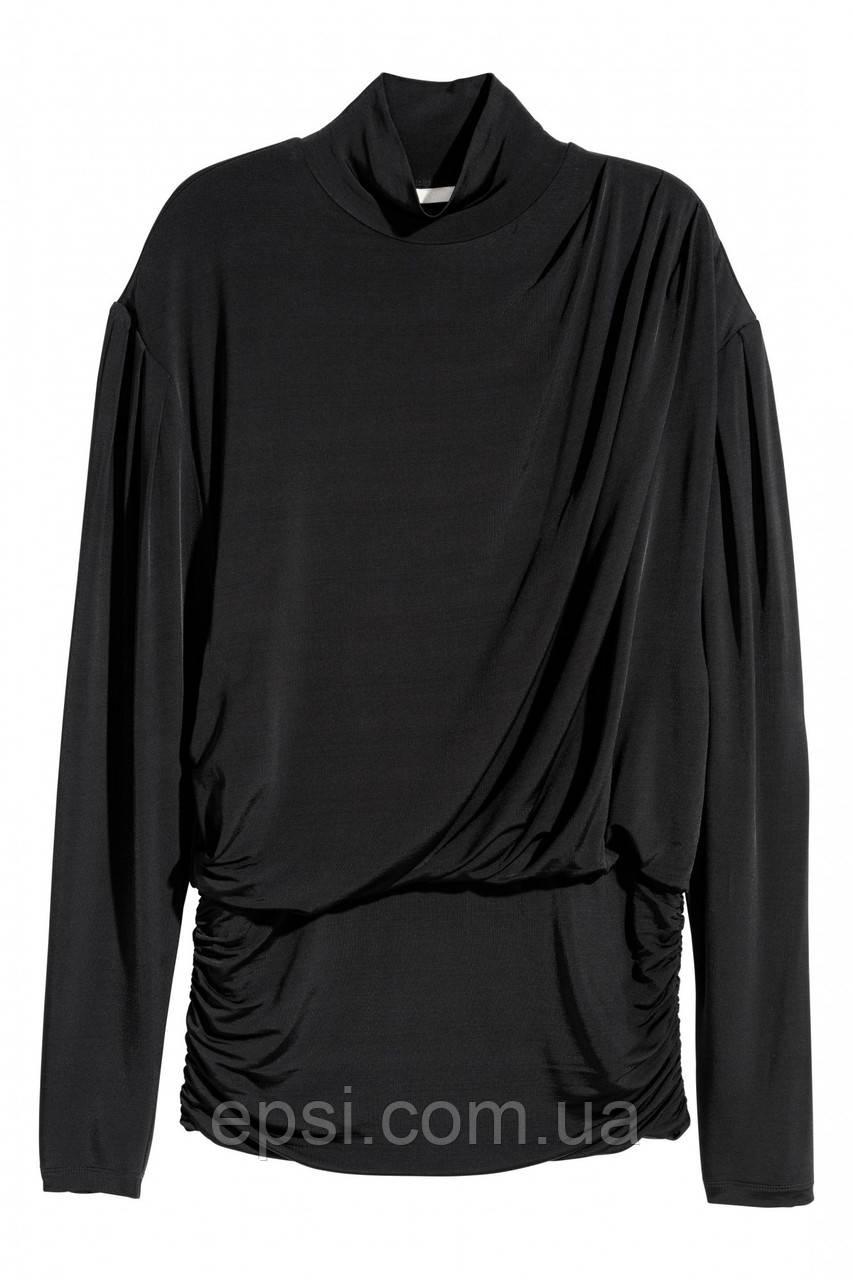 Блуза HM 40 черный 12-5939706