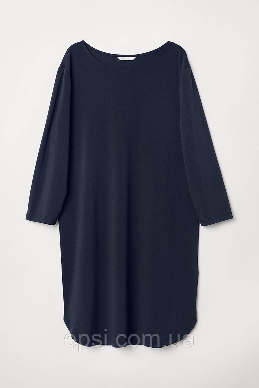 Платье HM S темно-синий 6372558RP5