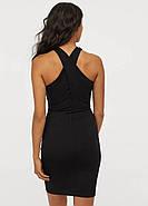 Платье HM 36 черный 7172959RP4, фото 2