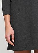 Платье HM S темно-серый меланж 5503098RP5, фото 4