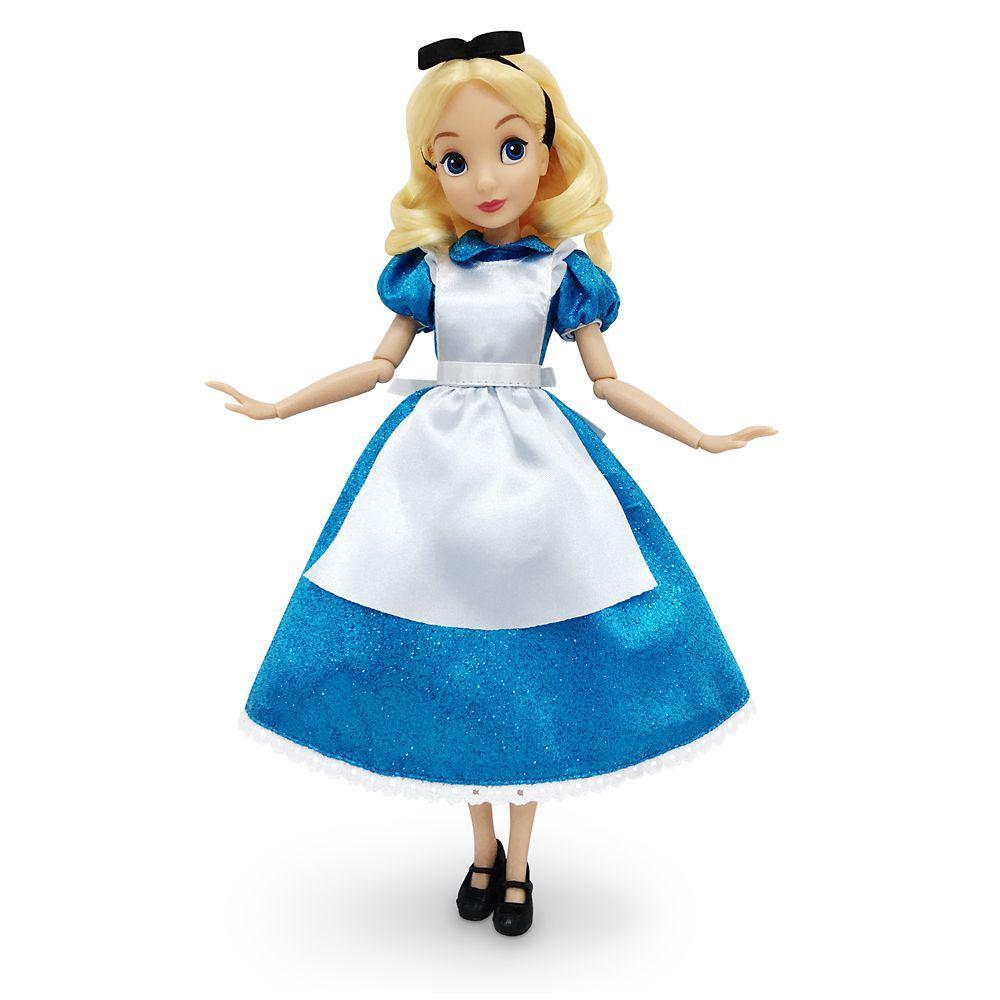 Классическая кукла Дисней Алиса в Стране Чудес Disney Alice Classic Doll – Alice in Wonderland 460019649889