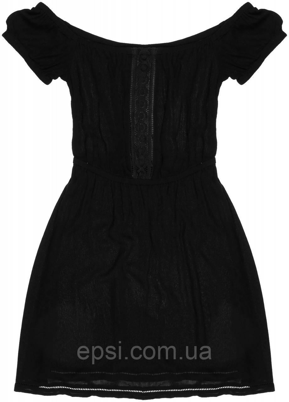 Платье HM 38 черный 12-6663377