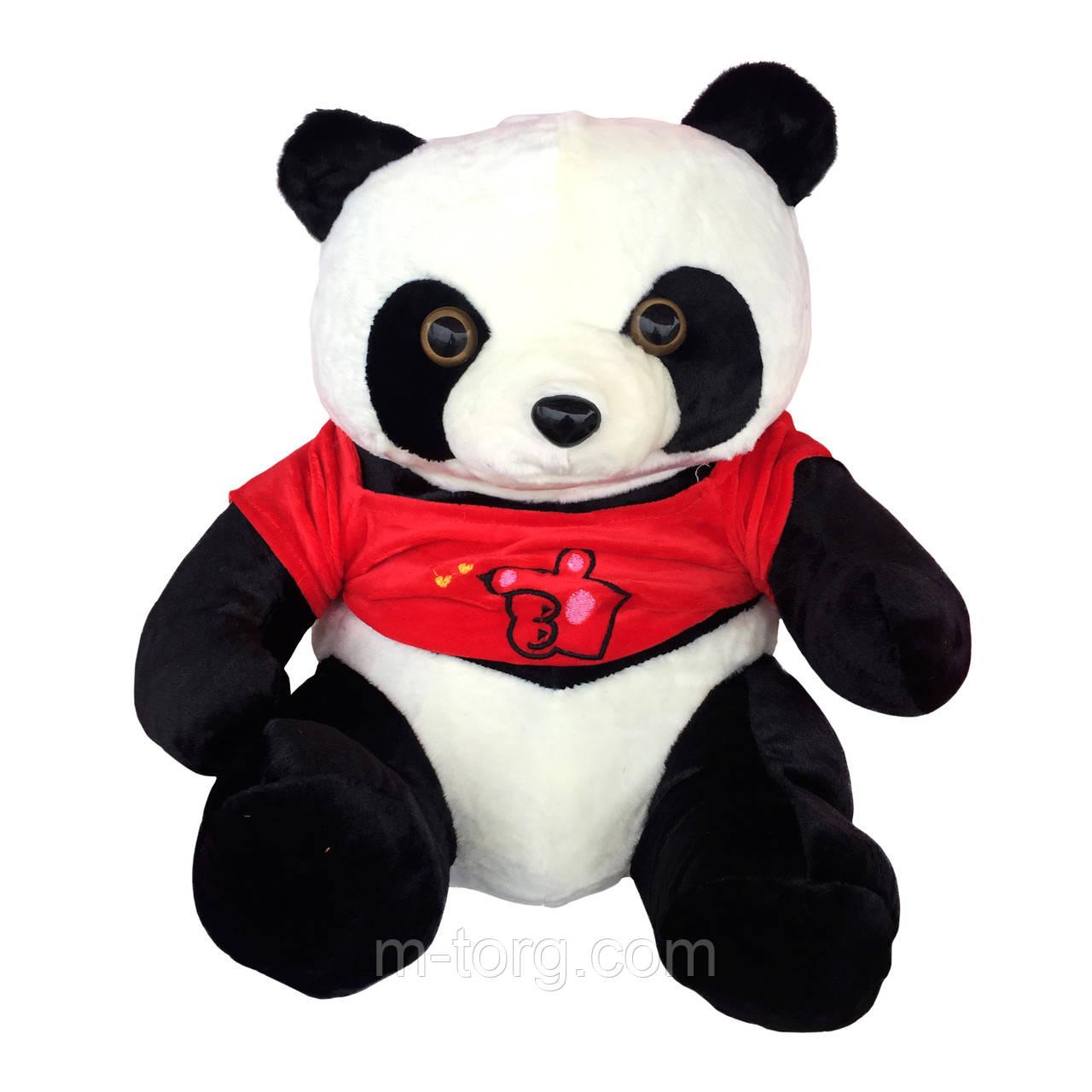 """""""панда"""" игрушка-подушка + плед 120*120 см ткань микрофибра"""