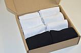 Жіночі шкарпетки укорочені , Набір №133 - 8 пар в комплекті, р. 36-39, фото 3