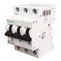 Автомат трехфазный 6А PL4-B6/3 Moeller-EATON