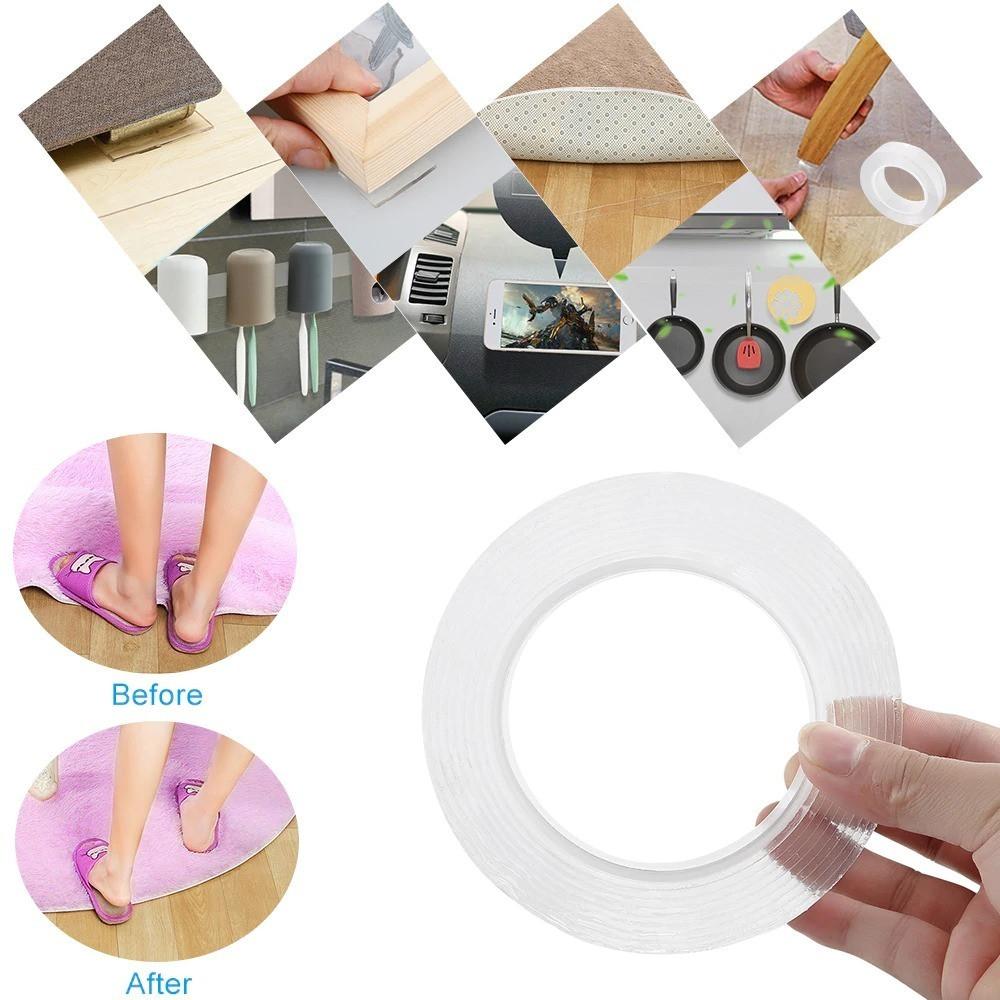 Многоразовая крепежная лента 1 м Ivy Grip Tape