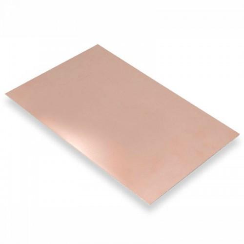 Стеклотекстолит FR4 3 дм2 1 мм фольгированный односторонний